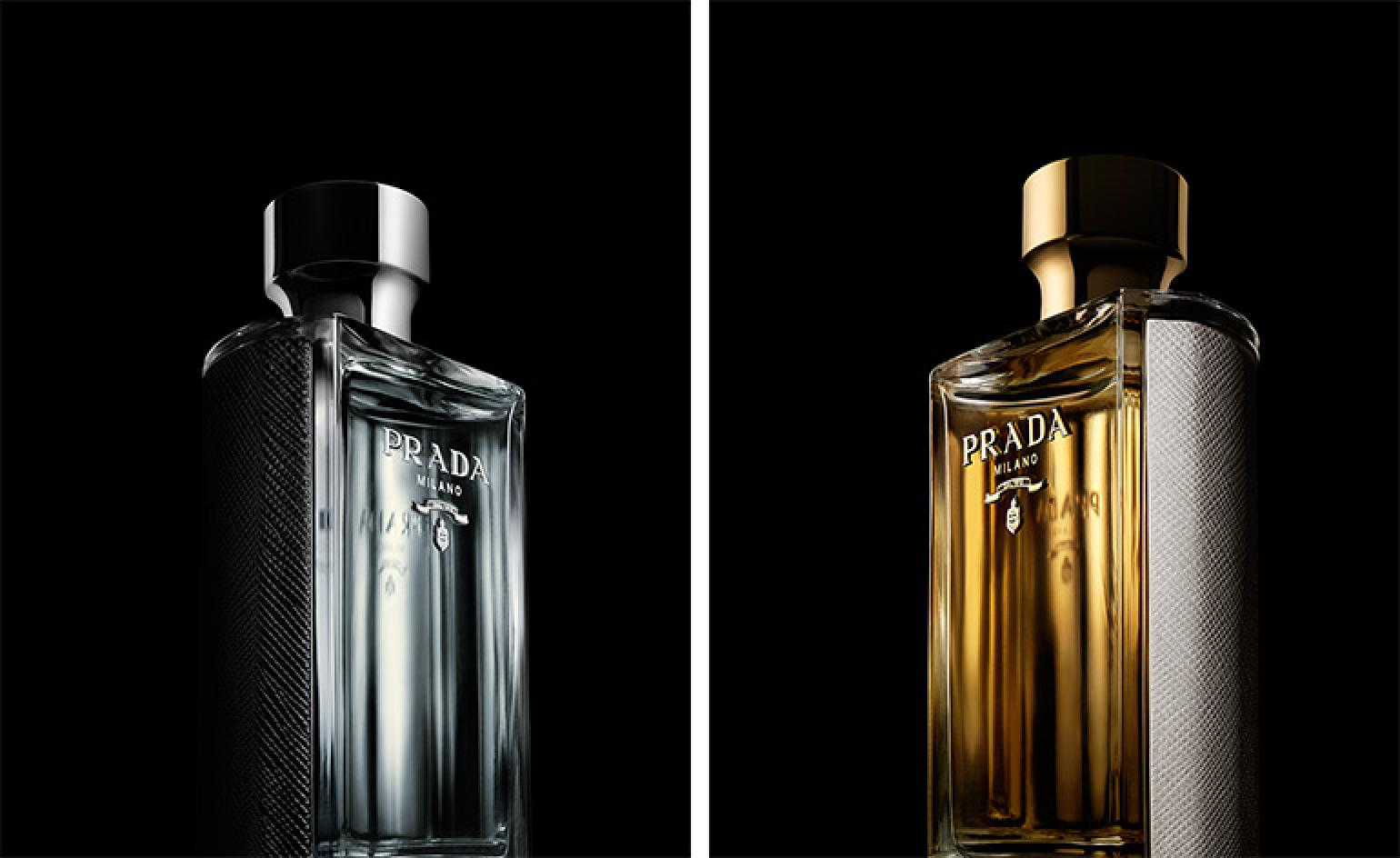 Prada releases complementary his and hers fragrances | Wallpaper*