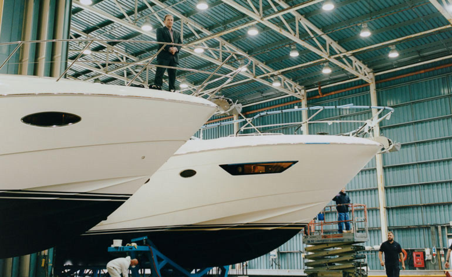 Rising Tide Princess Yachts Takes Luxury To A New Level Wallpaper