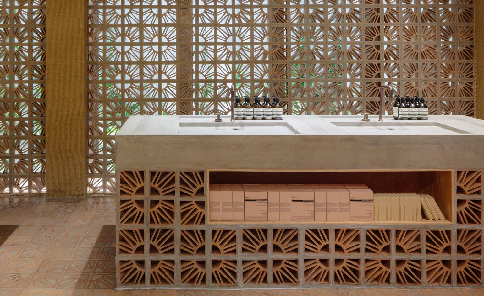 The Campana Brothers Design New Aesop Store