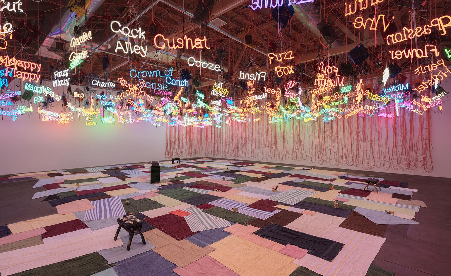 Mobile Henna Artist Los Angeles Ca: Capitalist Chaos: A Major Survey Of Jason Rhoades Takes