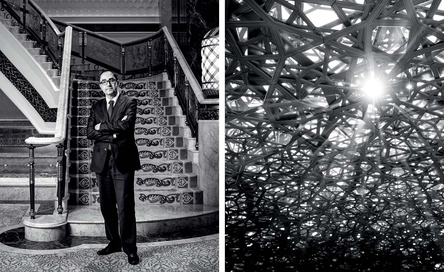 The Louvre Abu Dhabi will open this year and curator Jean-Luc