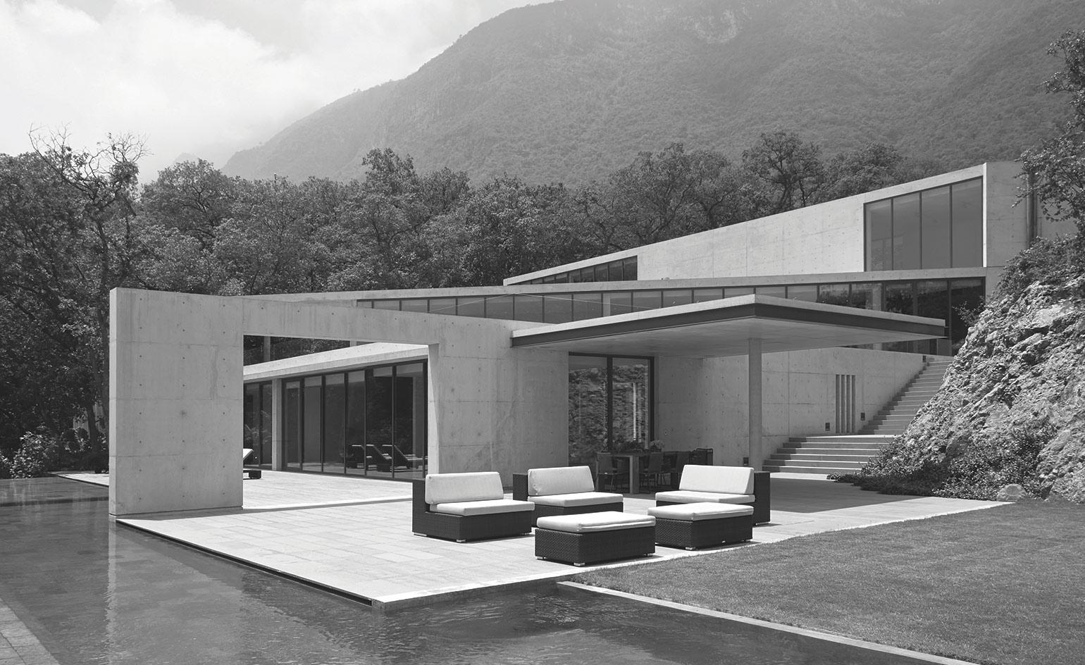 architecture modernist modern houses monterrey architectural modernism ornament crime villa mexico icon cultural loos adolf movement tadao ando 1920s credit