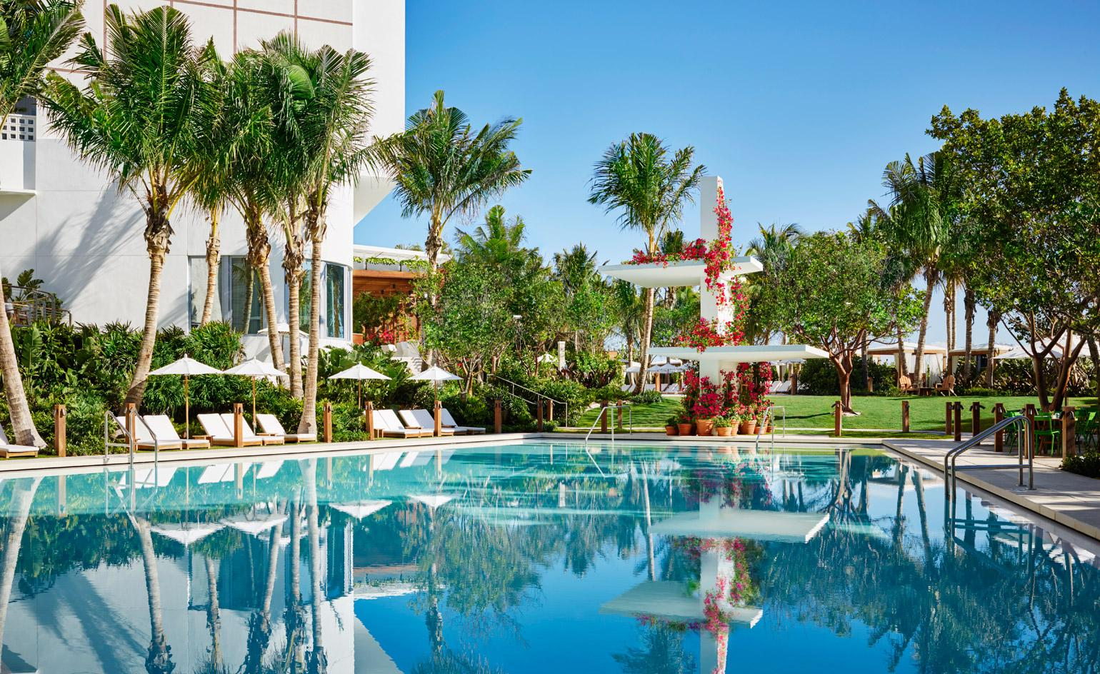 Miami Hotels  For Free