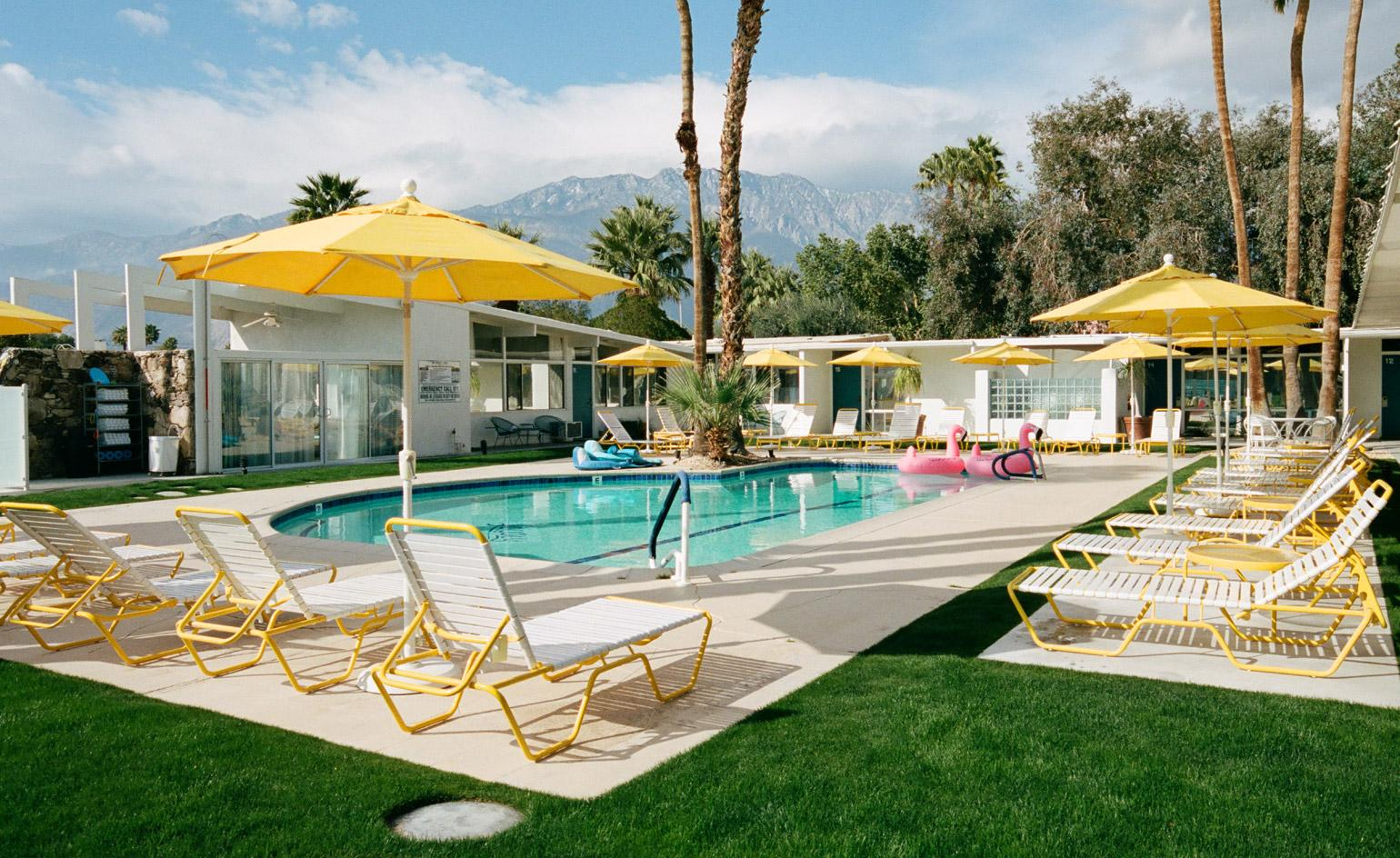 The 7 Best Palm Springs Hotels Making Waves Wallpaper