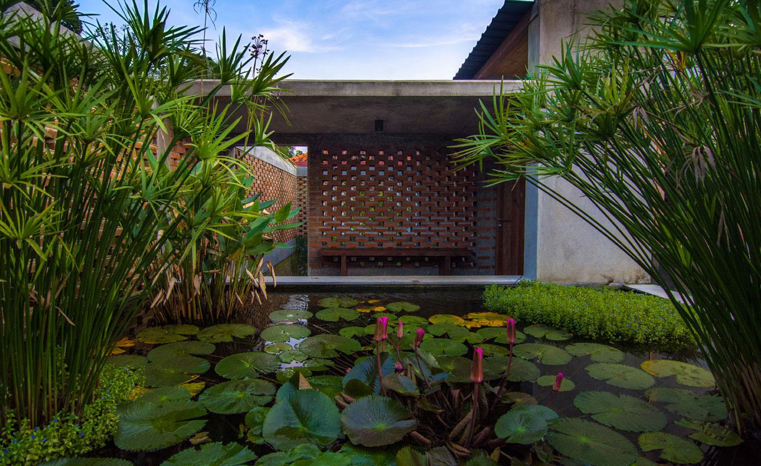 Palinda Kannangara designs an artists' retreat in Colombo ...