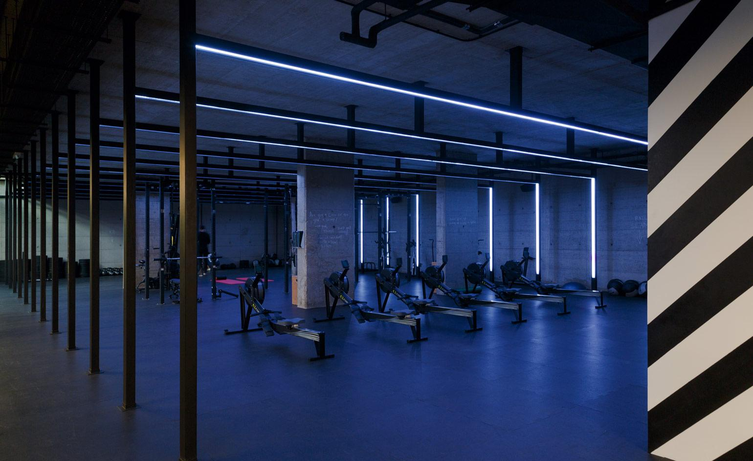 The Best Gyms Around The World 2018 Wallpaper