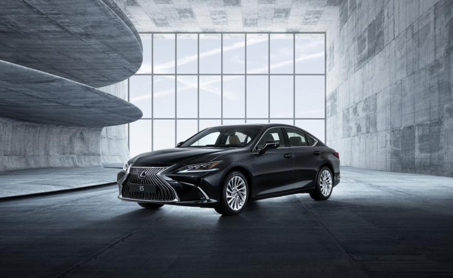 Lexus ES 2019 saloon review and test drive | Wallpaper*