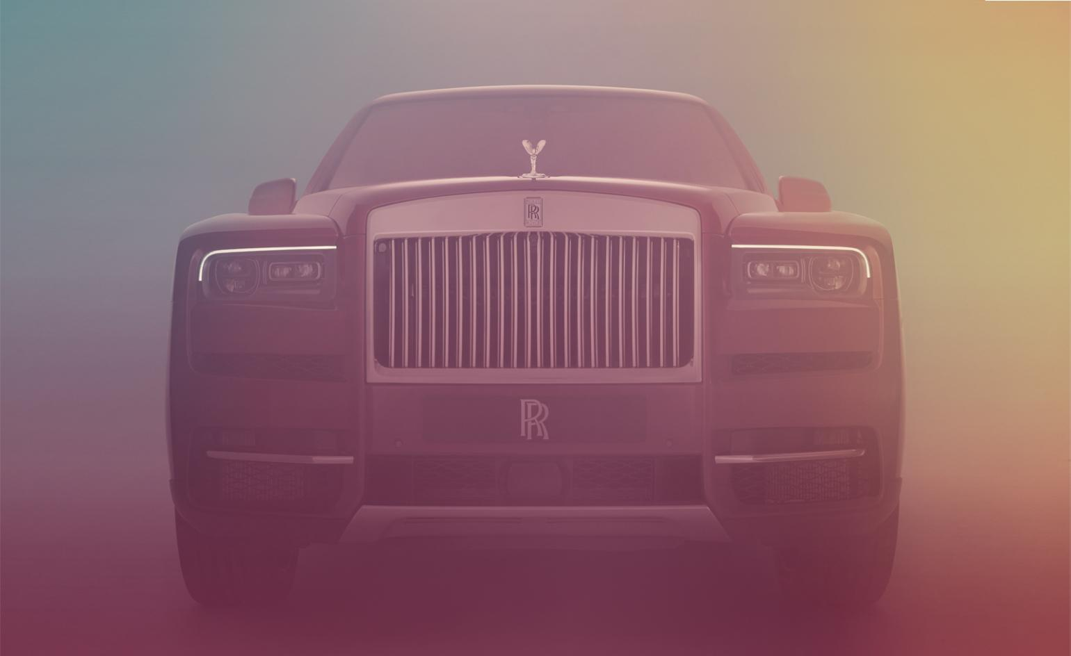 Rolls Royce Cullinan First Suv Offers New Kind Of Utility Wallpaper