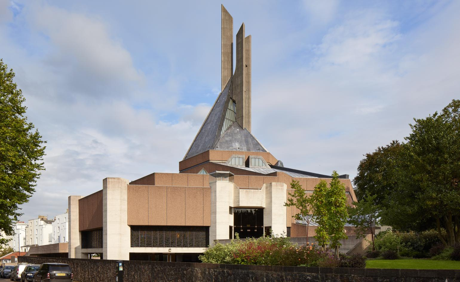 Purcell Repair Bristol S Clifton Cathedral Wallpaper