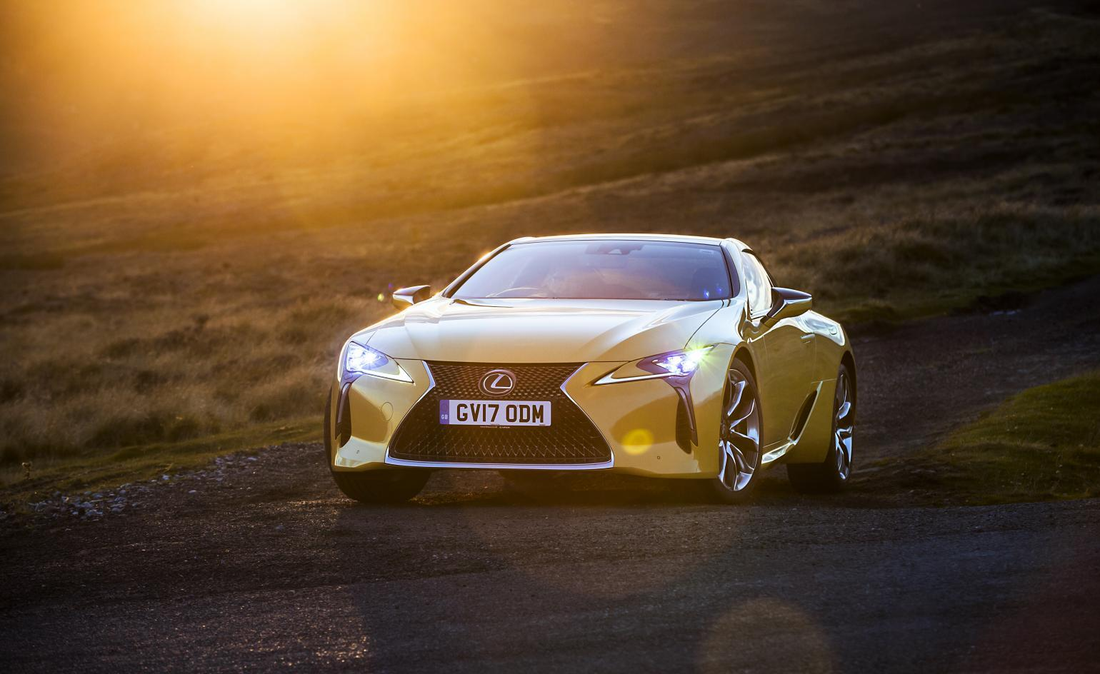 Lexus Lc 500 Review And Test Drive 2018 Wallpaper