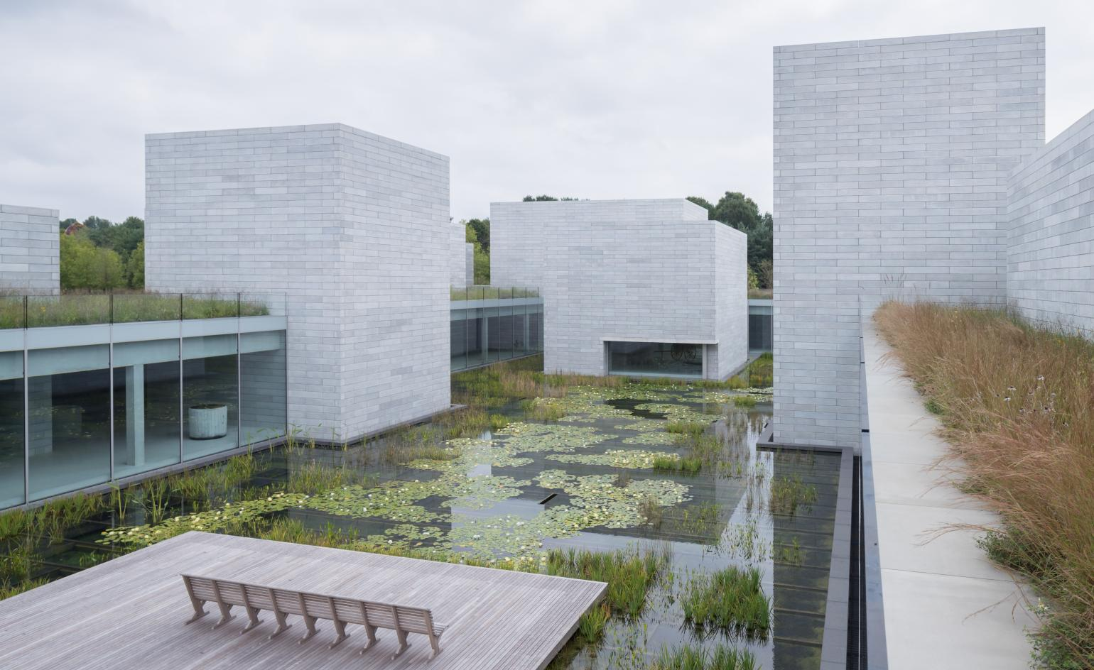 We tour Thomas Phifer's completed Glenstone Museum in Potomac