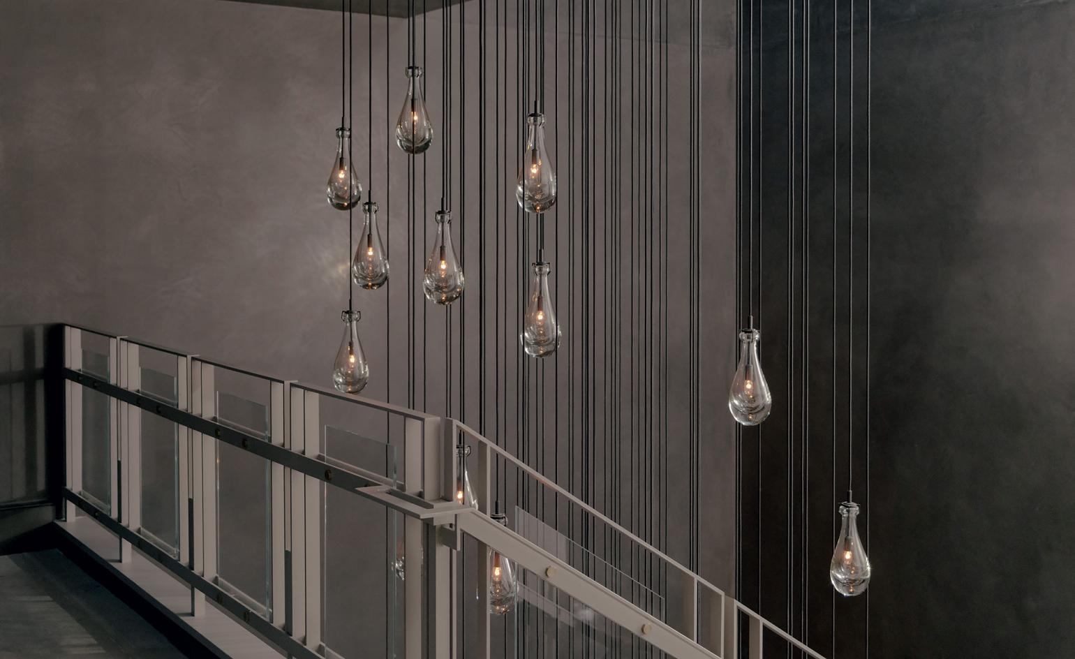 Alison Berger at Restoration Hardware's new NYC store ...