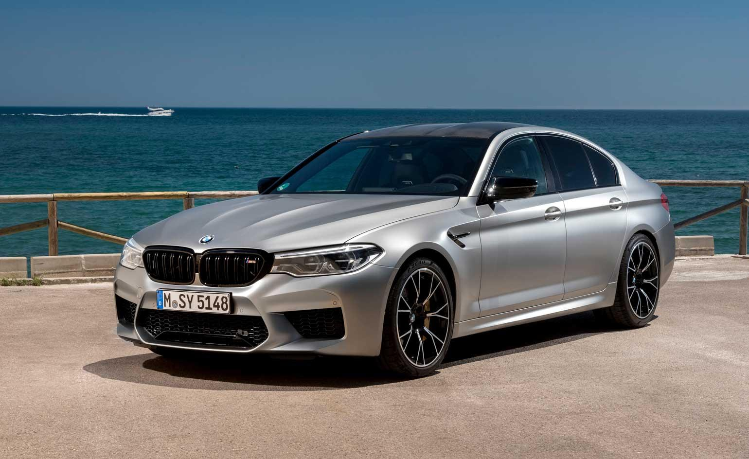 BMW M5 Competition 2018 review | Wallpaper*