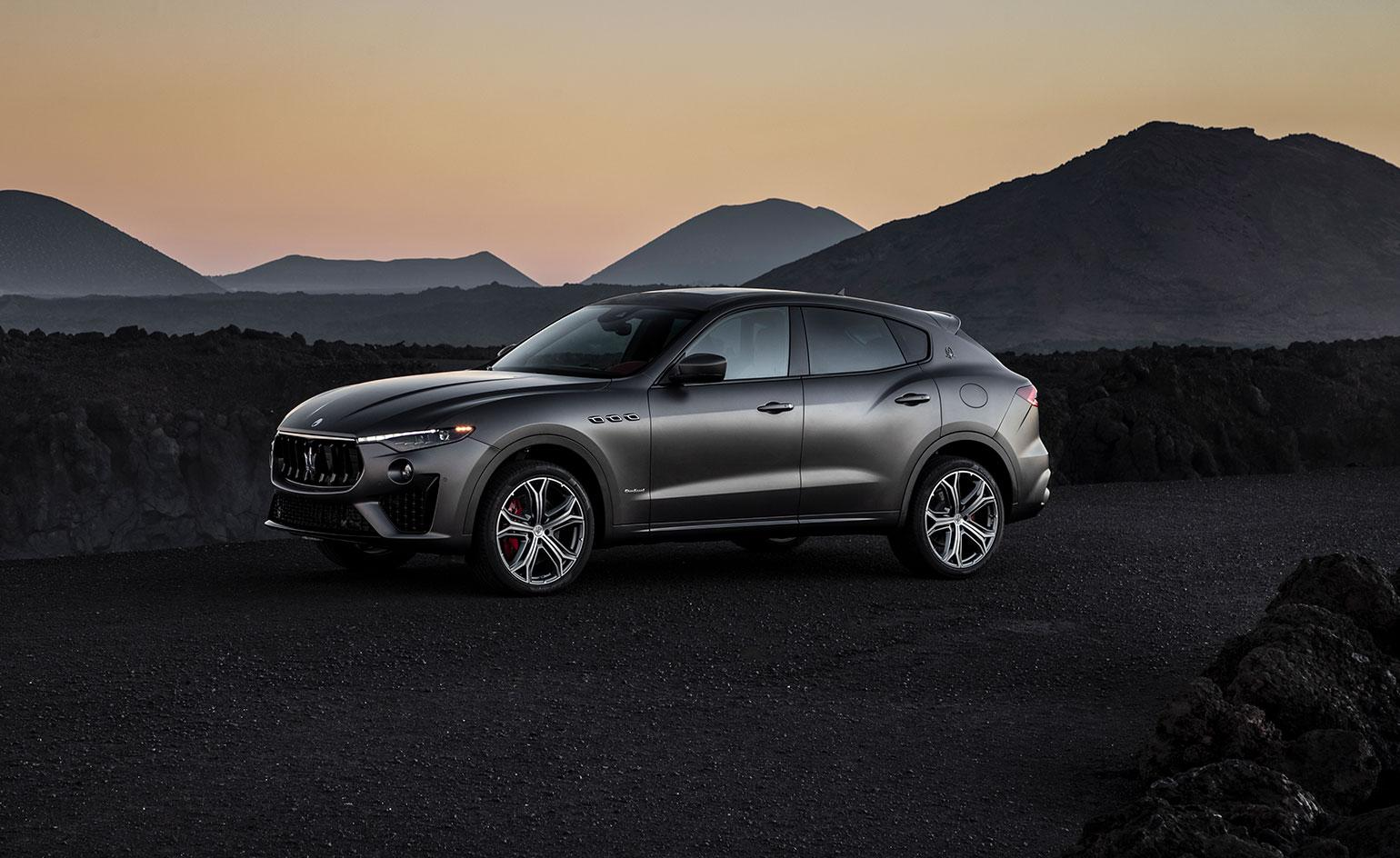 Maserati Levante Review And Test Drive 2019 Wallpaper