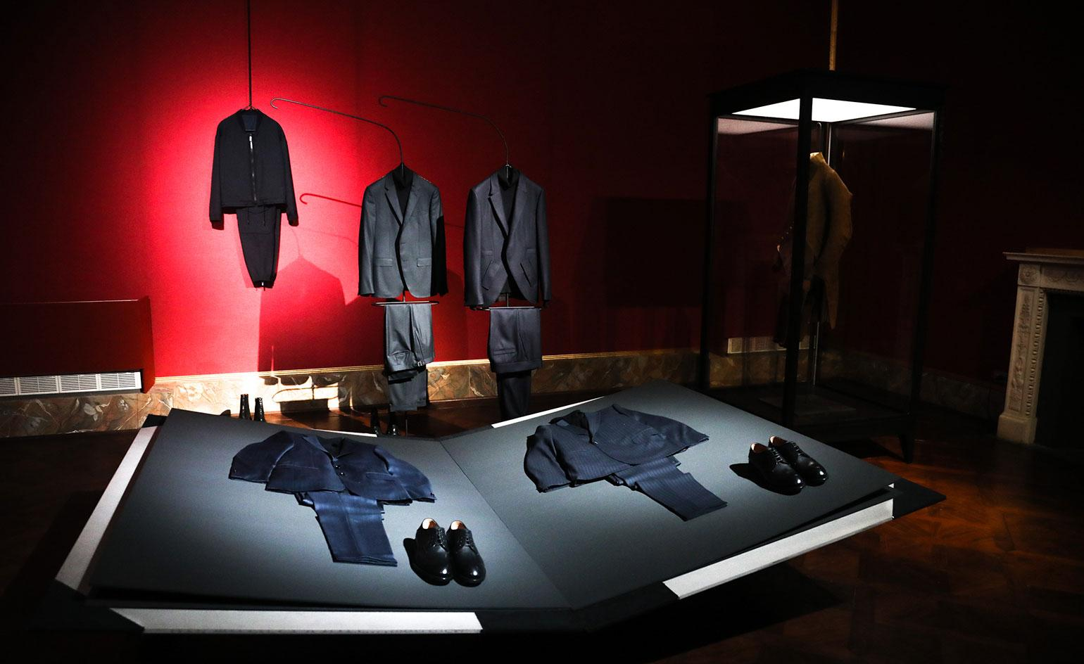 An exhibition at Pitti Uomo 96 explores the history of men's fashion