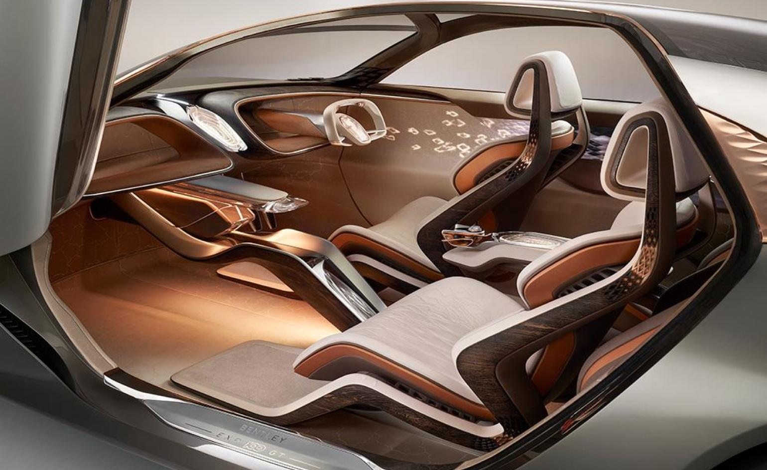 Bentley Exp 100 Gt Is The Concept Car Of The Future Wallpaper