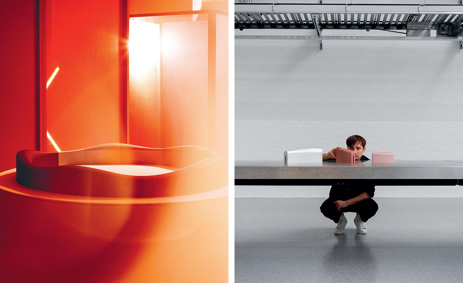 Germans Ermičs and Bang & Olufsen's musical object blends sound, sculpture and science