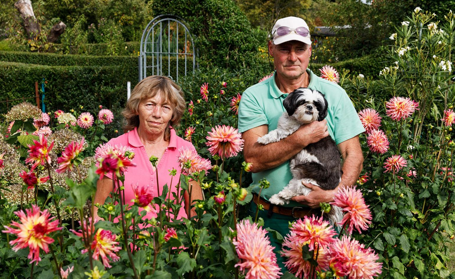 Martin Parr on chronicling modern passions and Düsseldorf's hobby-gardeners