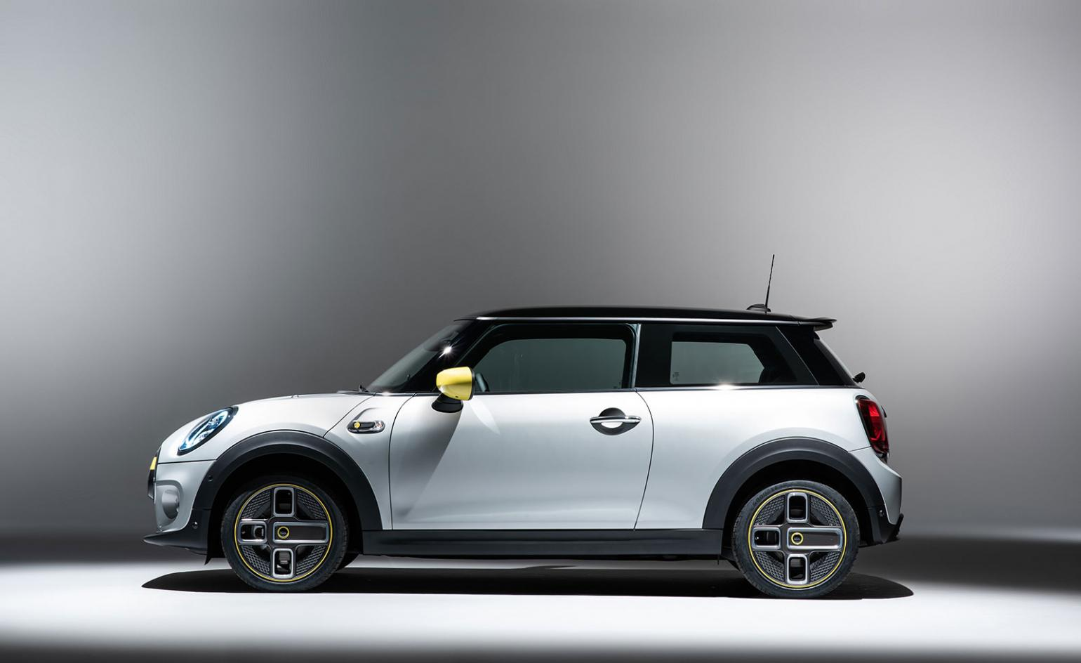 City driving goes green with Mini Electric