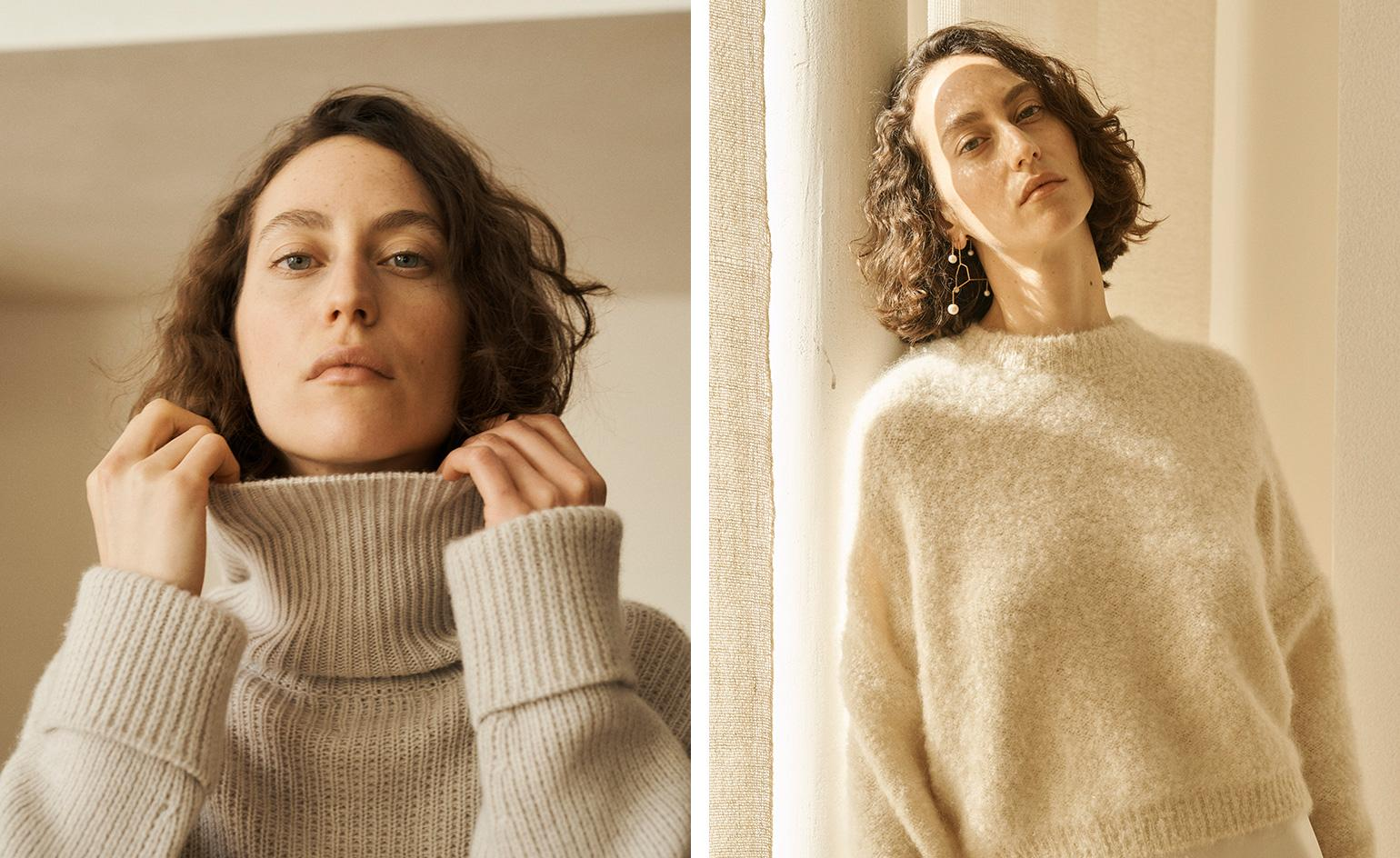 Sustainable knitwear pieces to invest in for autumn