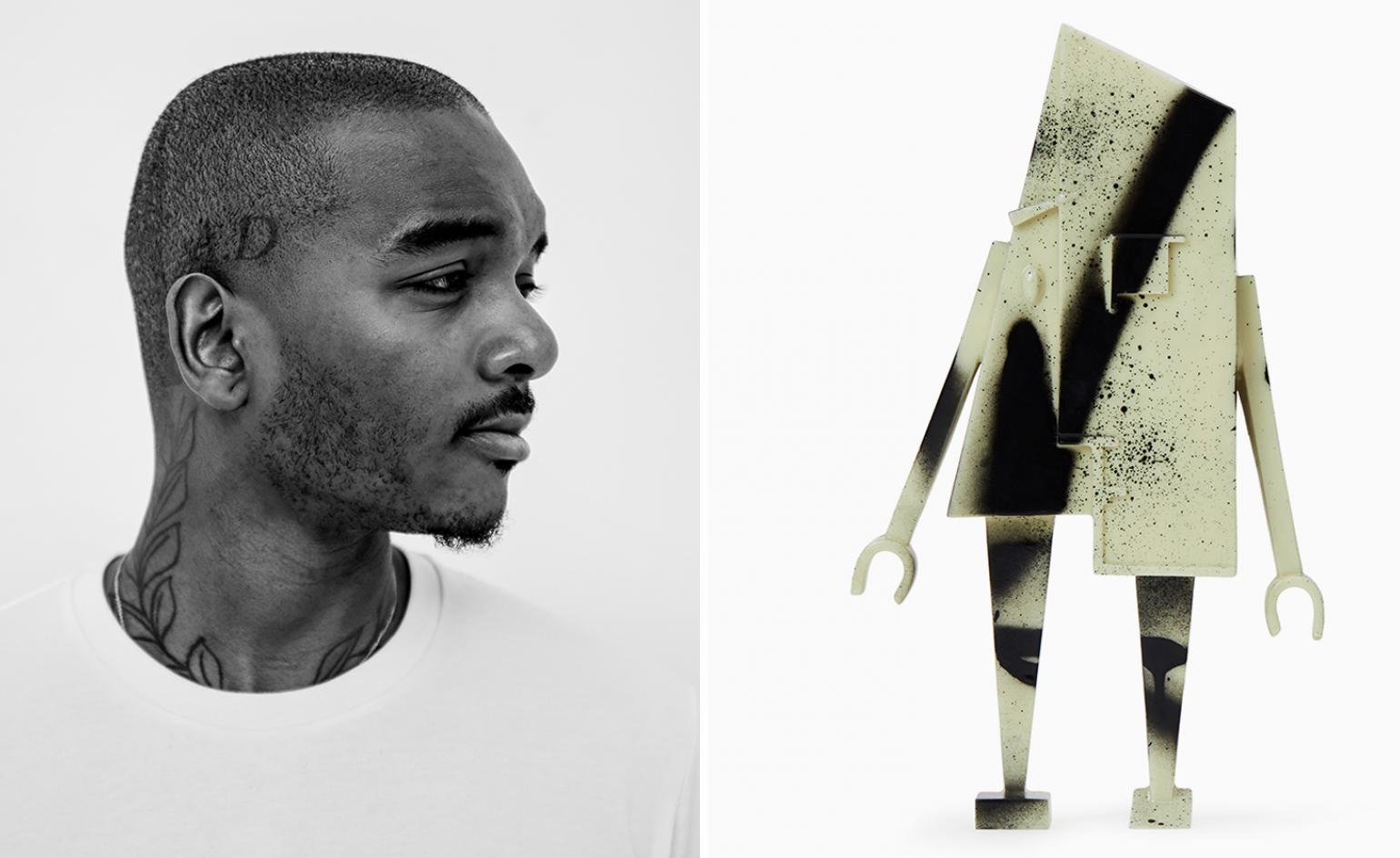 A-Cold-Wall's Samuel Ross lifts the 2019 Hublot Design Prize