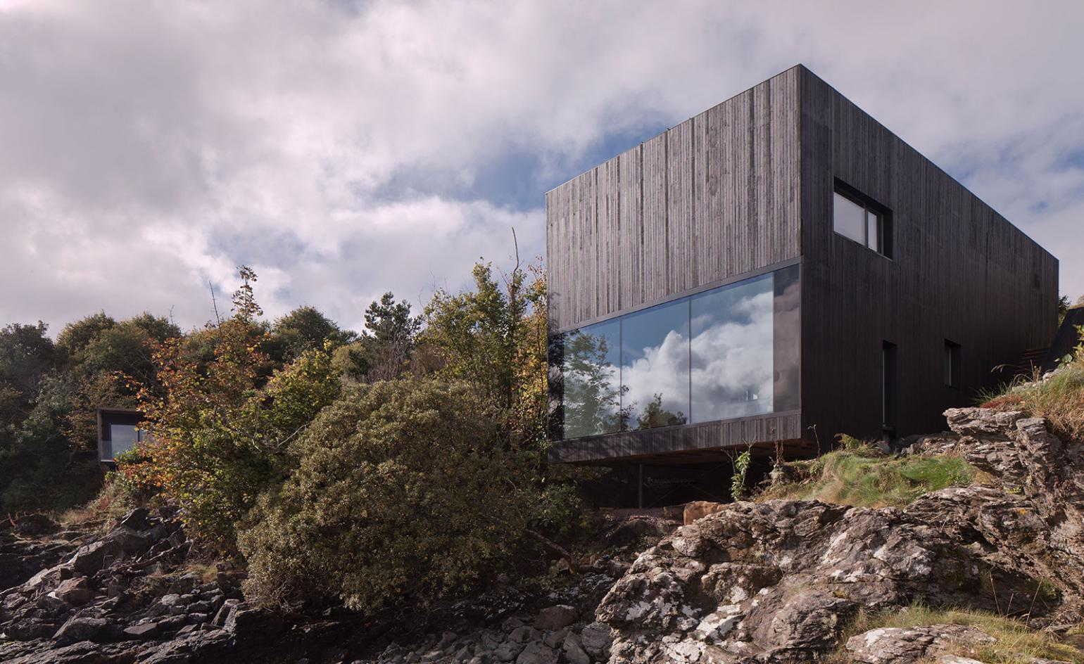 Highland modern: Dualchas Architects shortlisted for RIBA House of the Year
