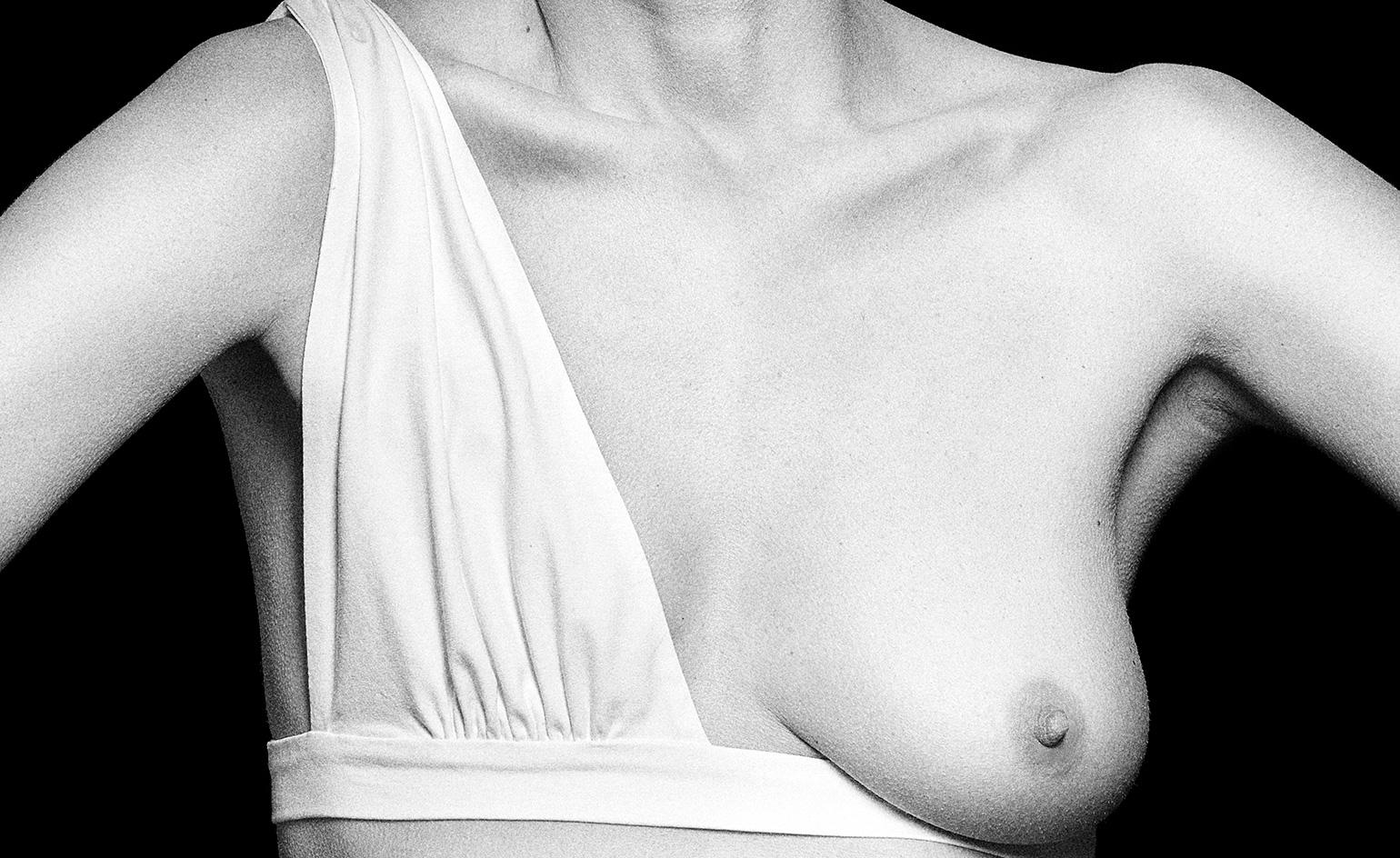 The lingerie brand making 'couture' mastectomy patches