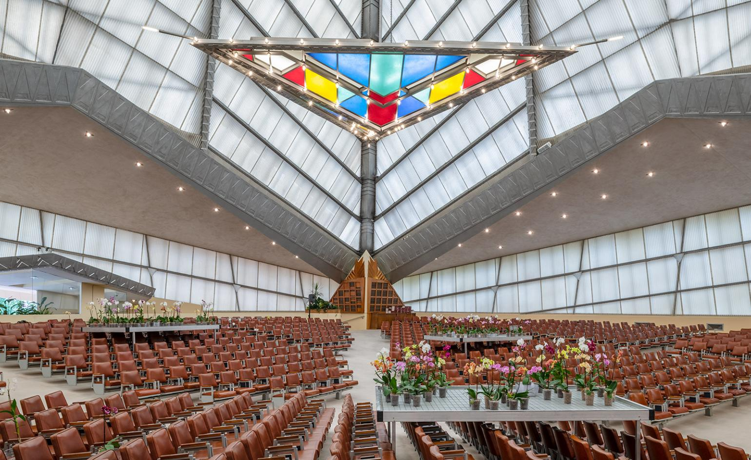 The Philadelphia artist activating Frank Lloyd Wright's only synagogue