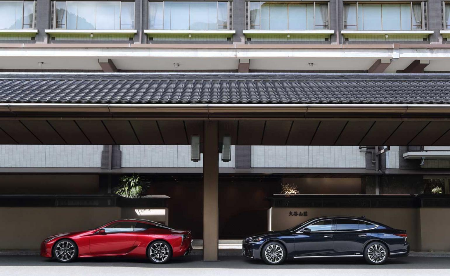 Understanding the subtleties of Japanese artistry in Lexus' 30th year