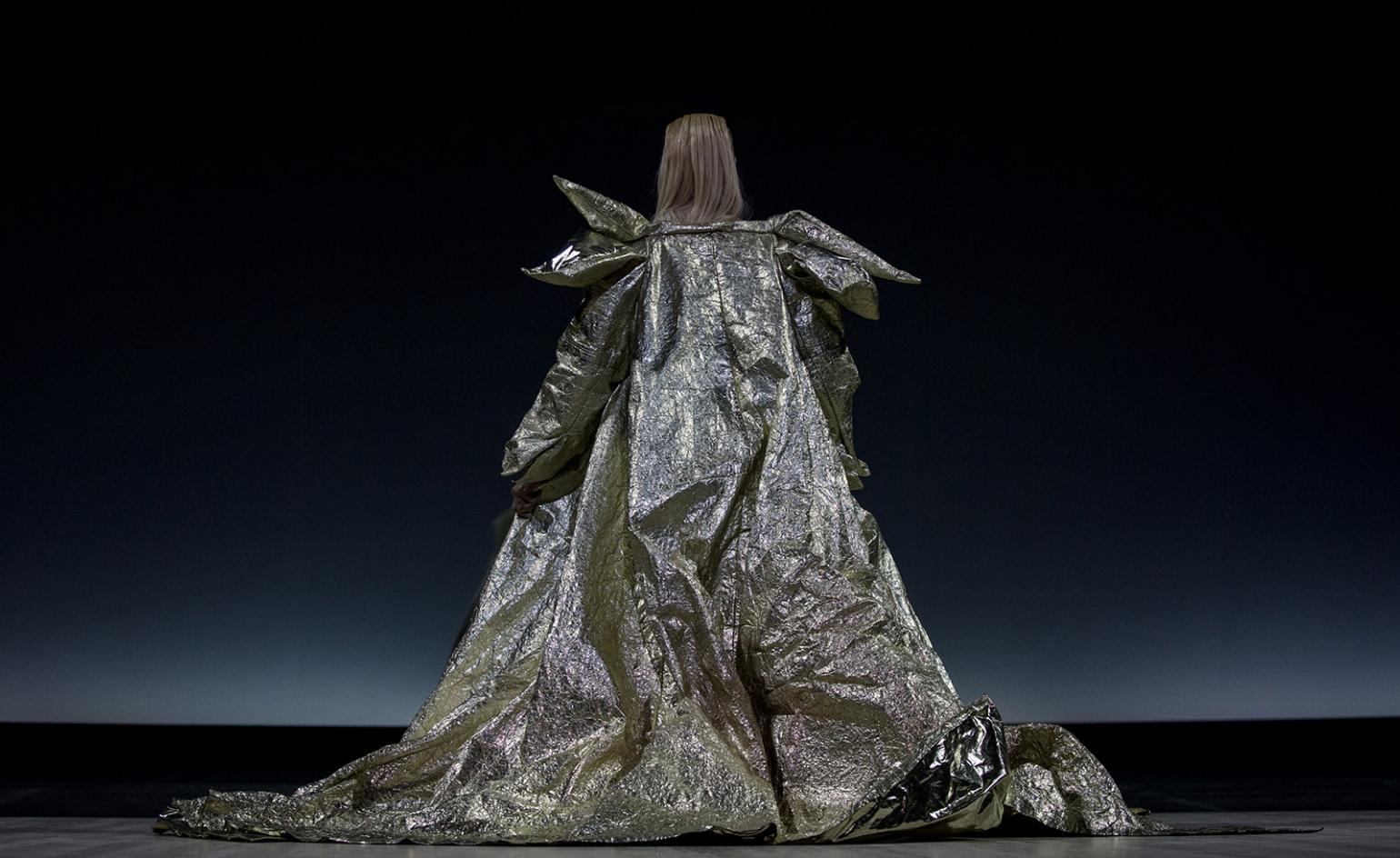 Celtic legend meets Japanese Noh theatre in dance directed by Hiroshi Sugimoto