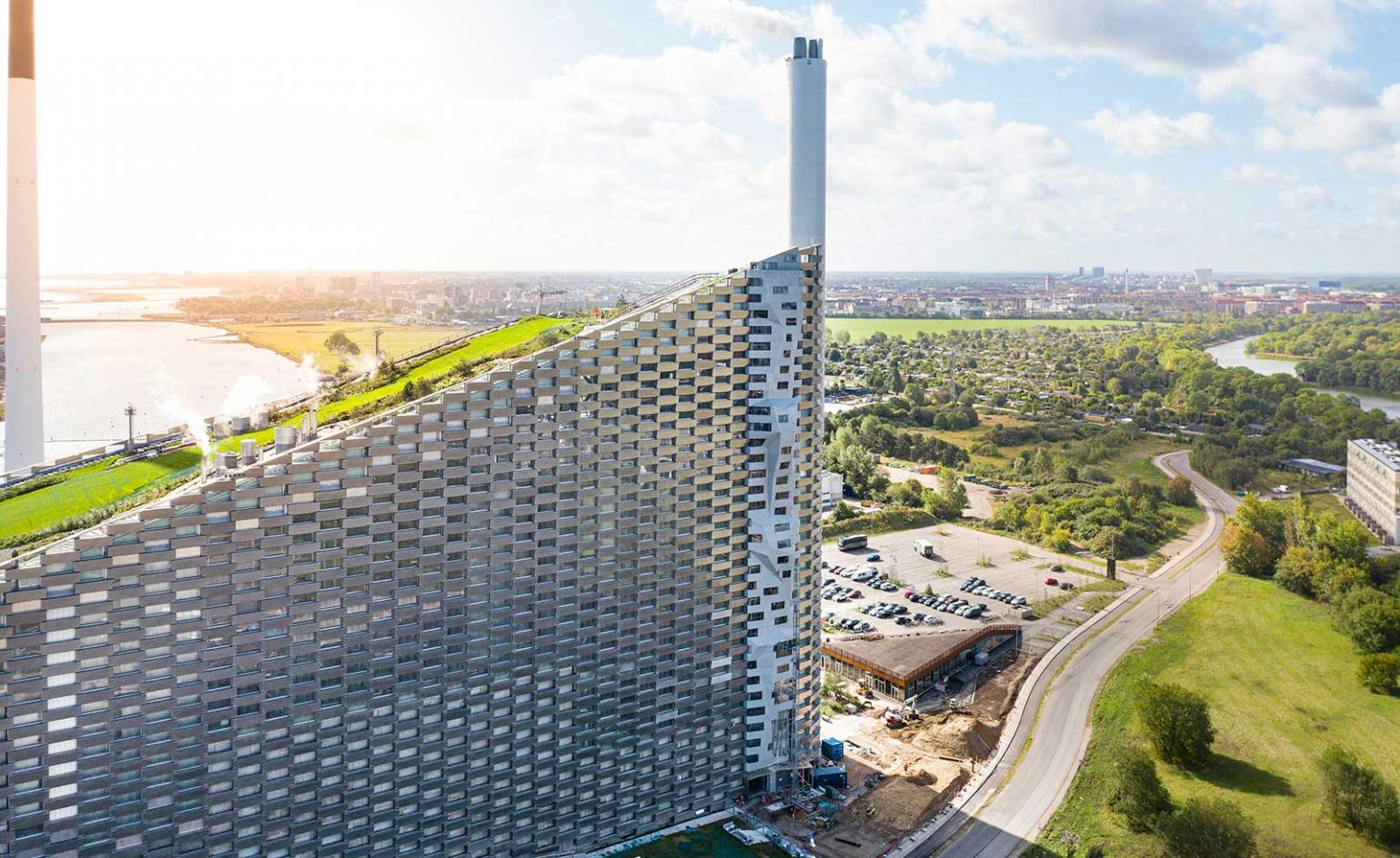 The C40 World Mayors Summit flags Copenhagen as one of the greenest cities in Europe