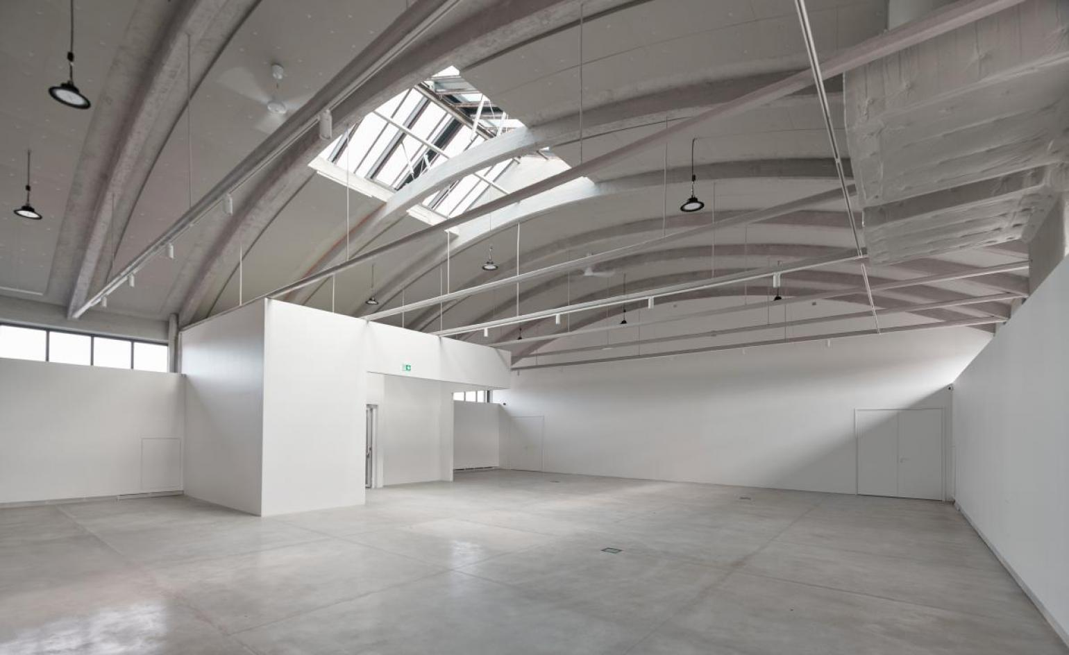 The Kai Art Center opens in a renovated submarine factory in Tallinn