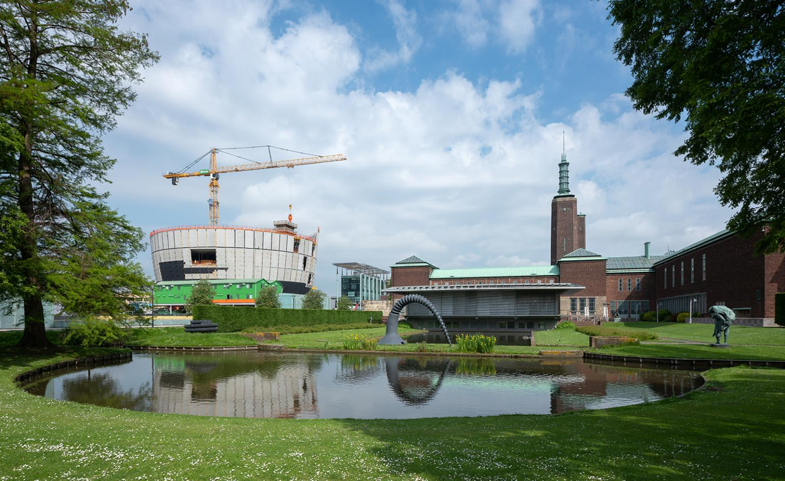 Landmark renovation projects and collective regeneration in Rotterdam this year