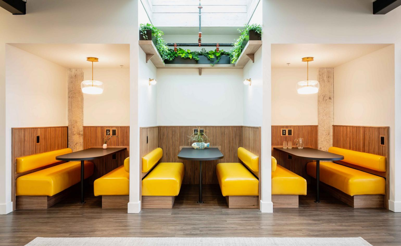 A former 1889 warehouse is the home of Victoria's new co-working space, Kwench