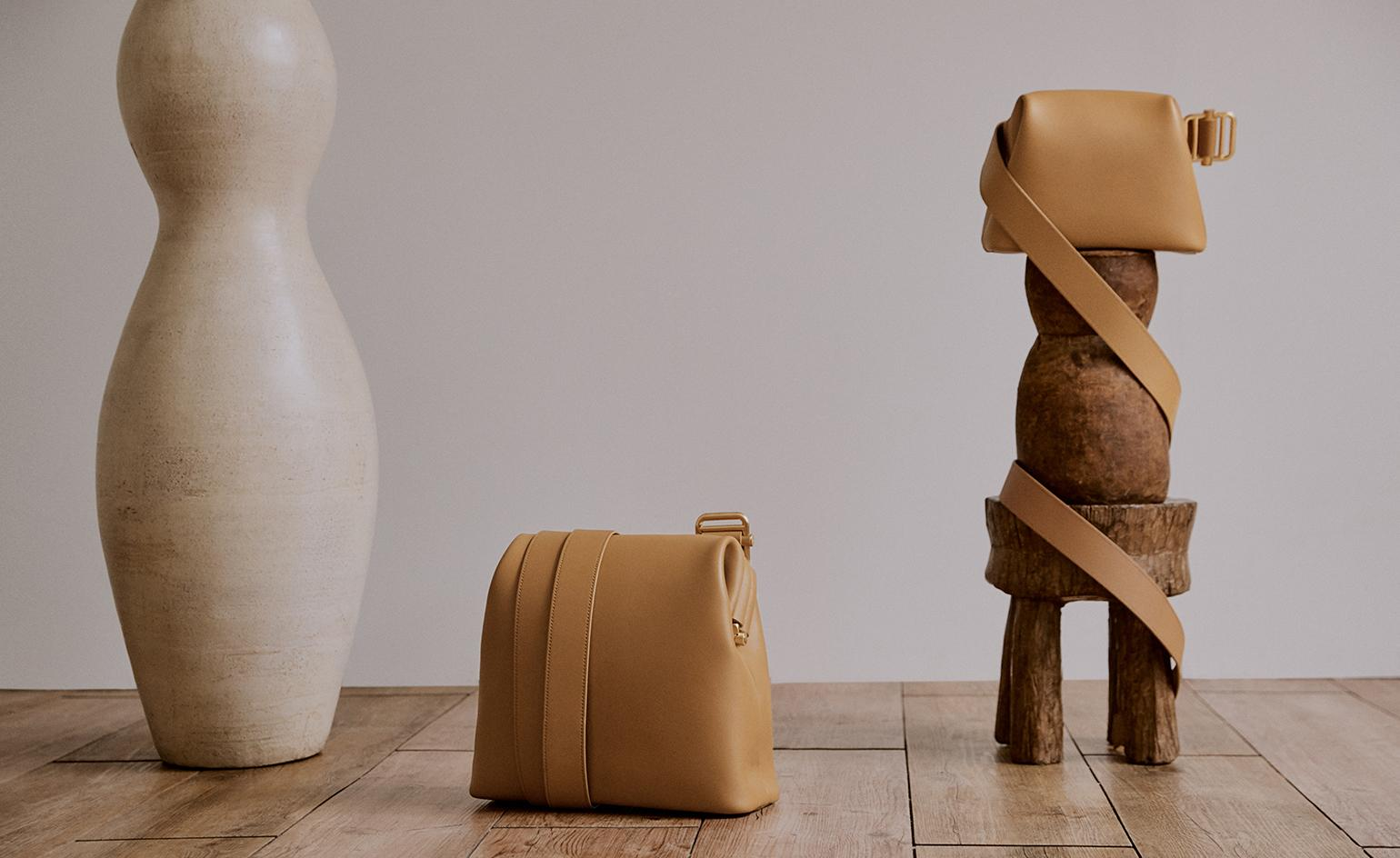 Architecturally-aligned bag brands for raising up your wardrobe