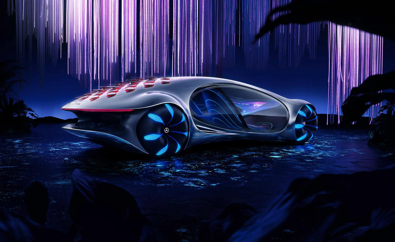 Mercedes teams up with the film makers of Avatar | Wallpaper*