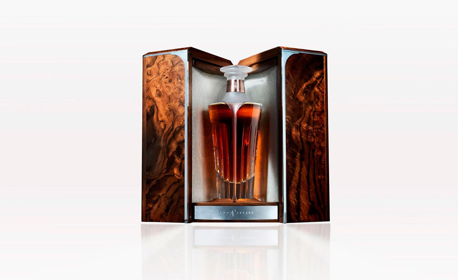 Smooth operator: Midleton releases the 'rarest whiskey in the world'
