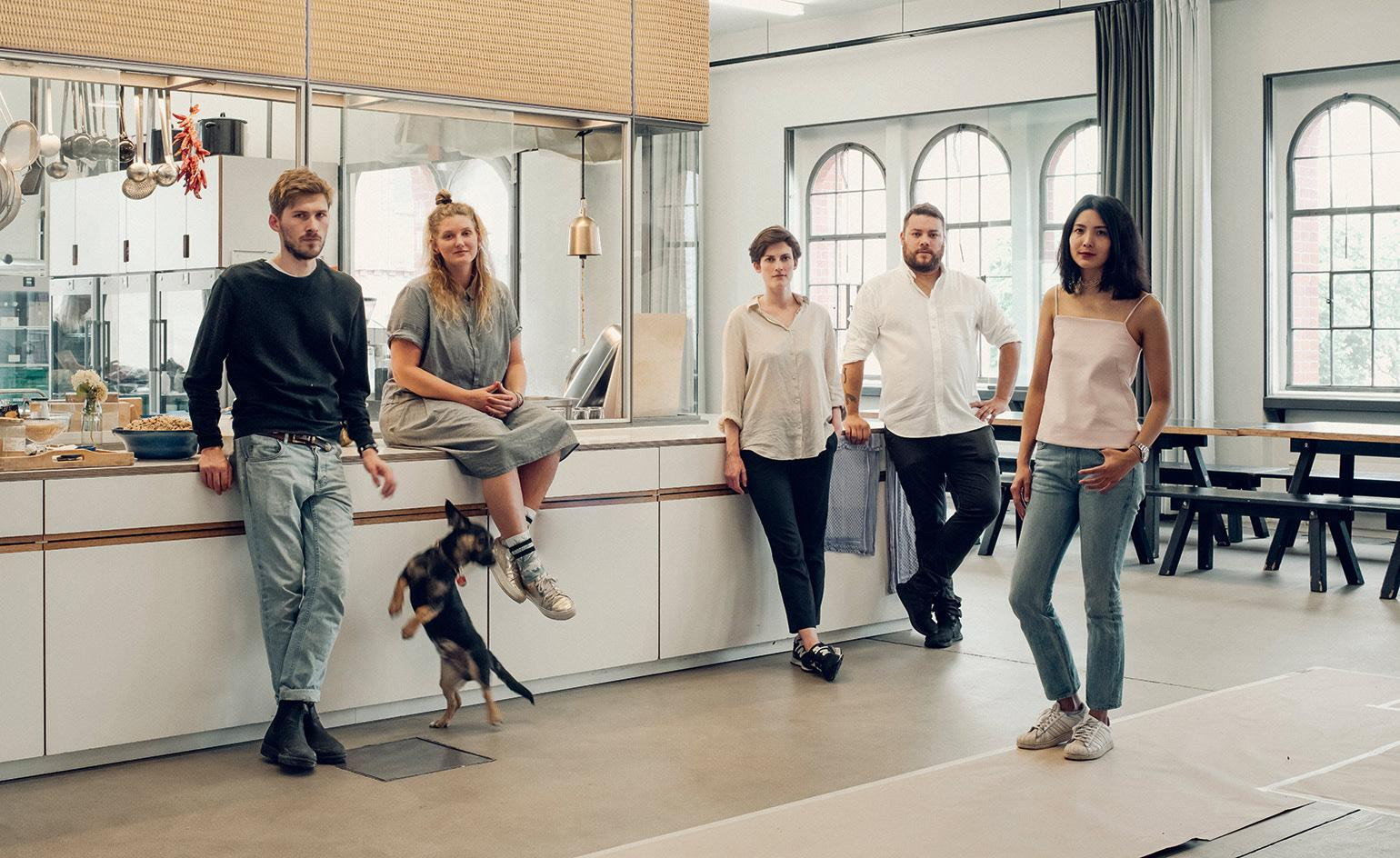 Counter moves: meet the talented young chefs beefing up Berlin's culinary scene