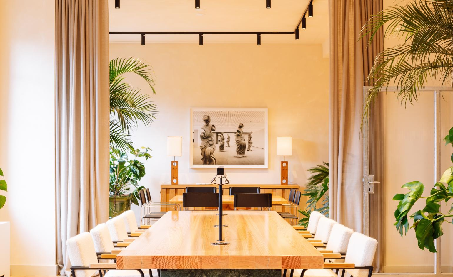 Amsterdam gains the first Fosbury & Sons venue outside Belgium