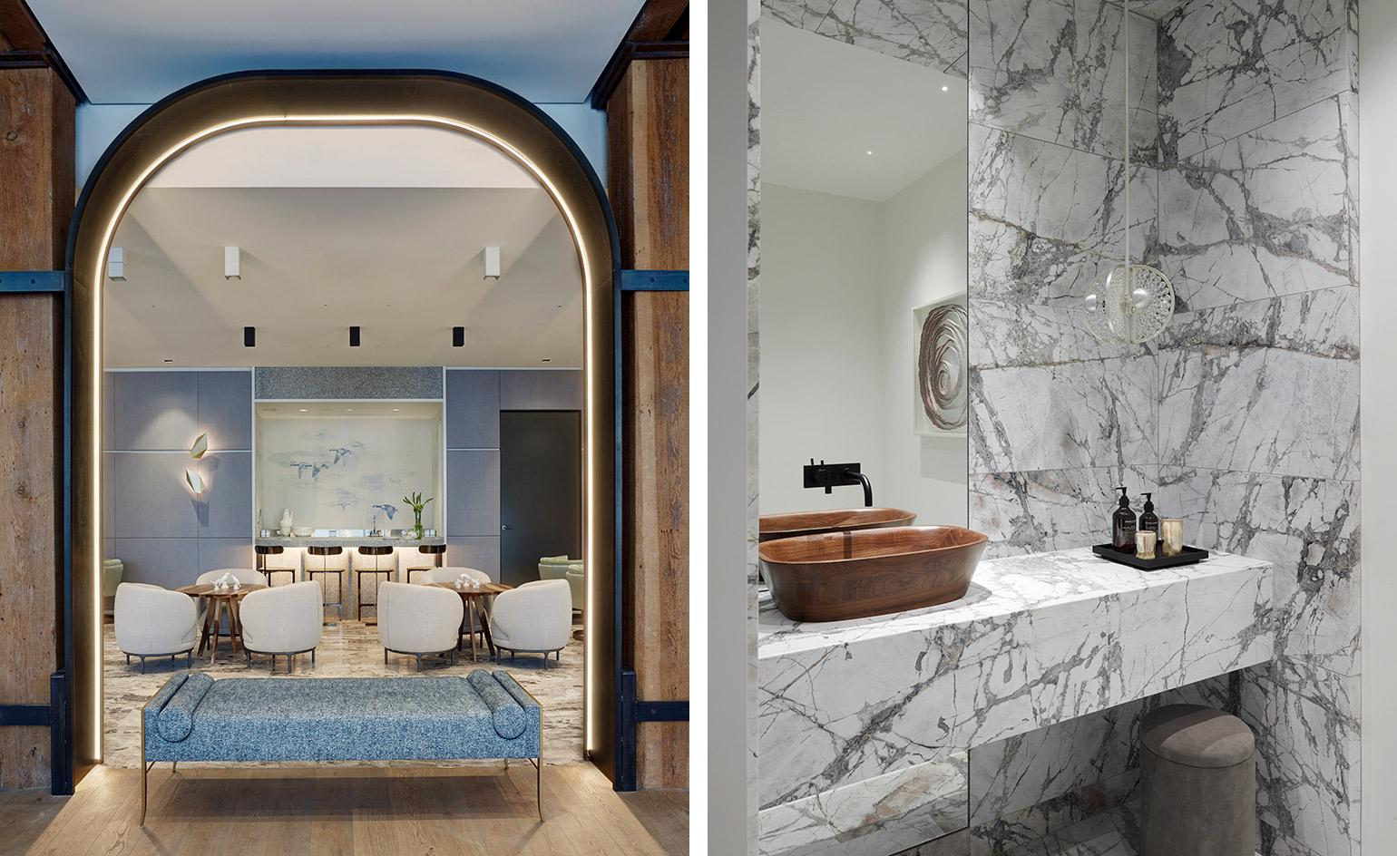 A New Vancouver Retail Space Of Contemporary Designs