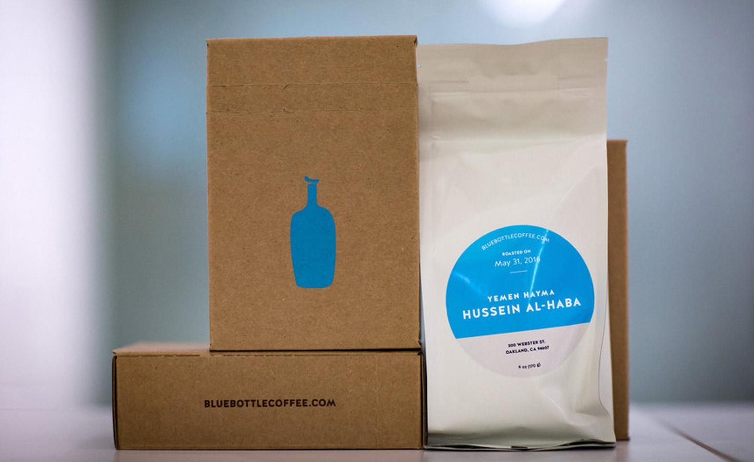 The story behind Blue Bottle's pricey new coffee