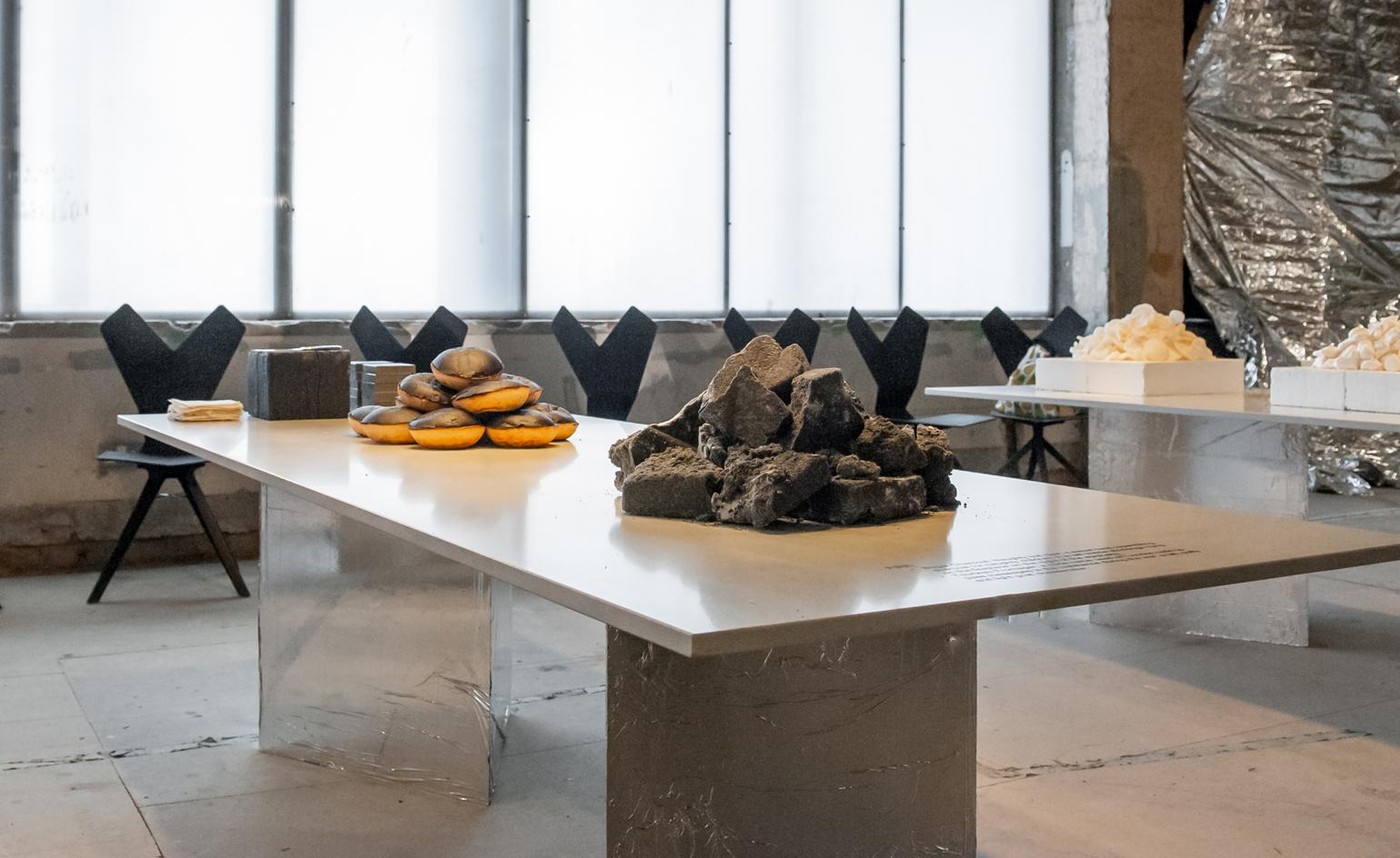Extreme surface: Caesarstone and Tom Dixon's elemental collaboration