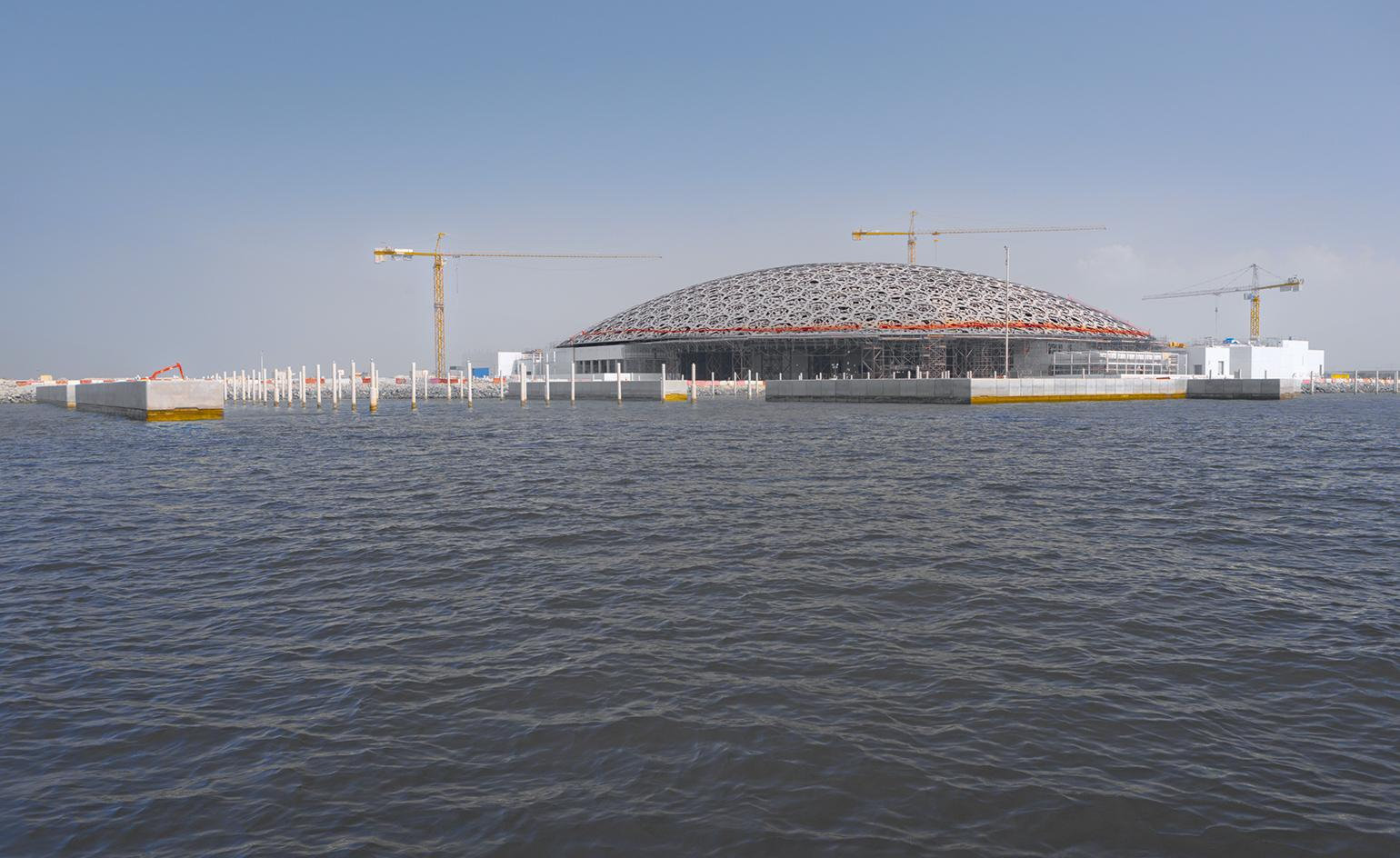 Jean Nouvel's Louvre Abu Dhabi is the UAE's new cultural superdome