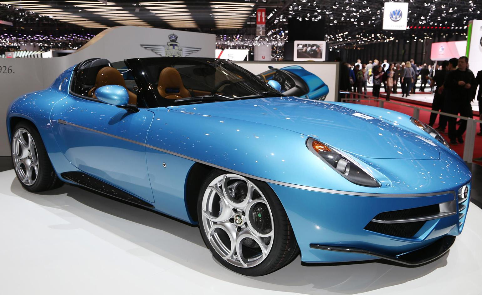 Car chronicles: the best new cars and concepts from Geneva Motor Show 2016
