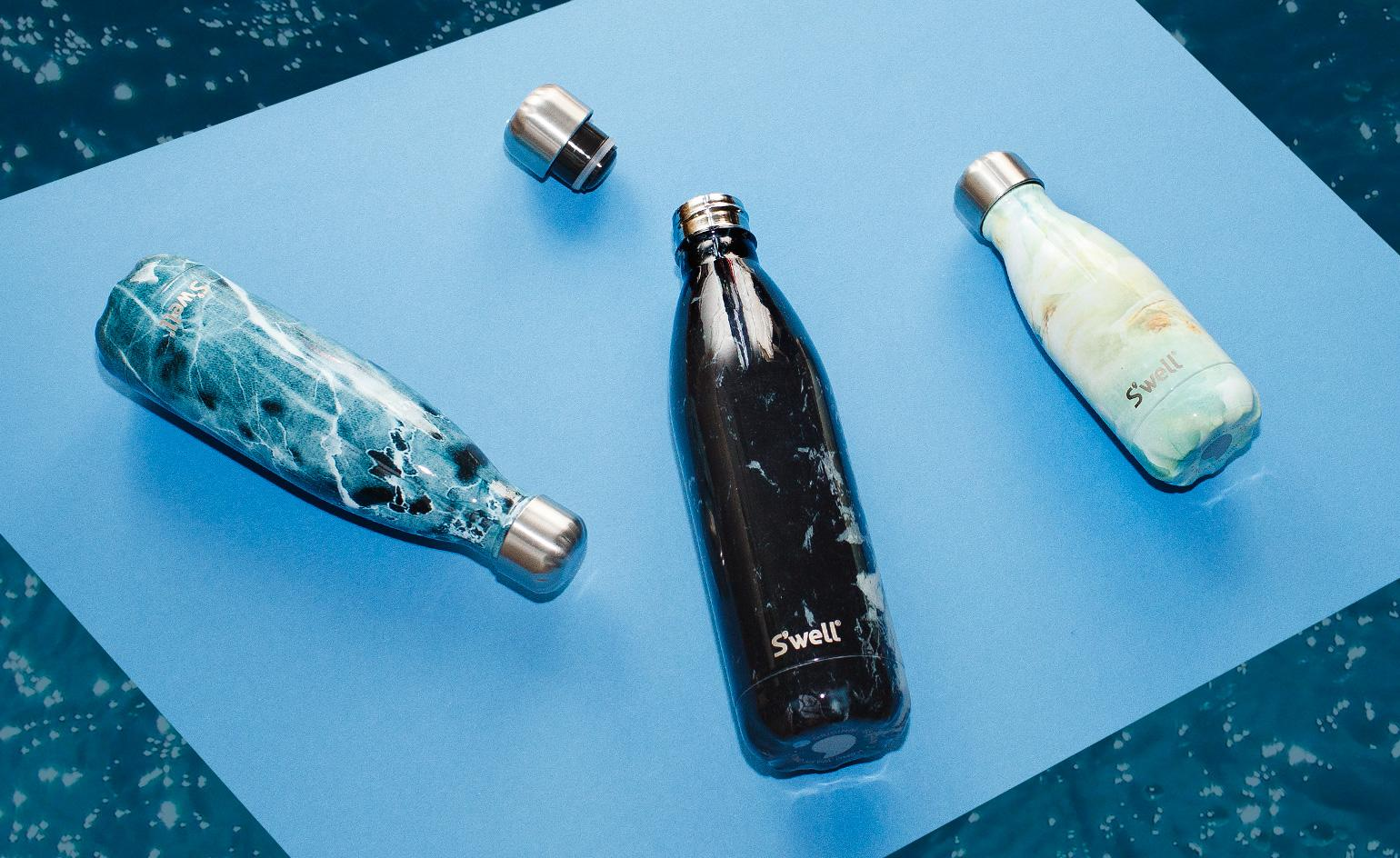 New Elements Collection Bottles From S Well Wallpaper