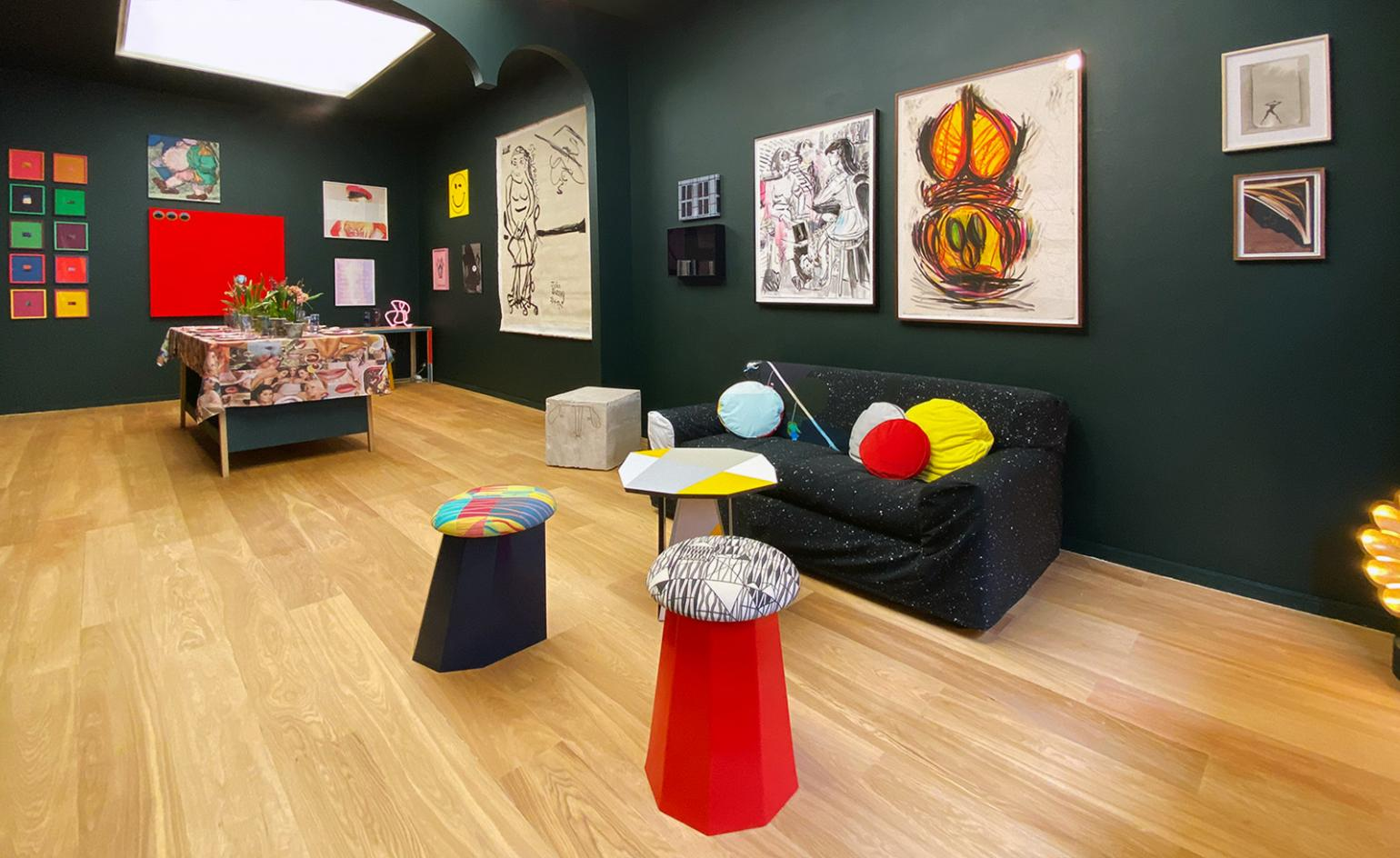Studio Voltaire's art and design store is popping up in Mayfair