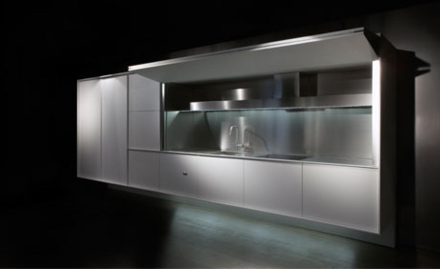 Mobile Kitchen Cabinet Showroom