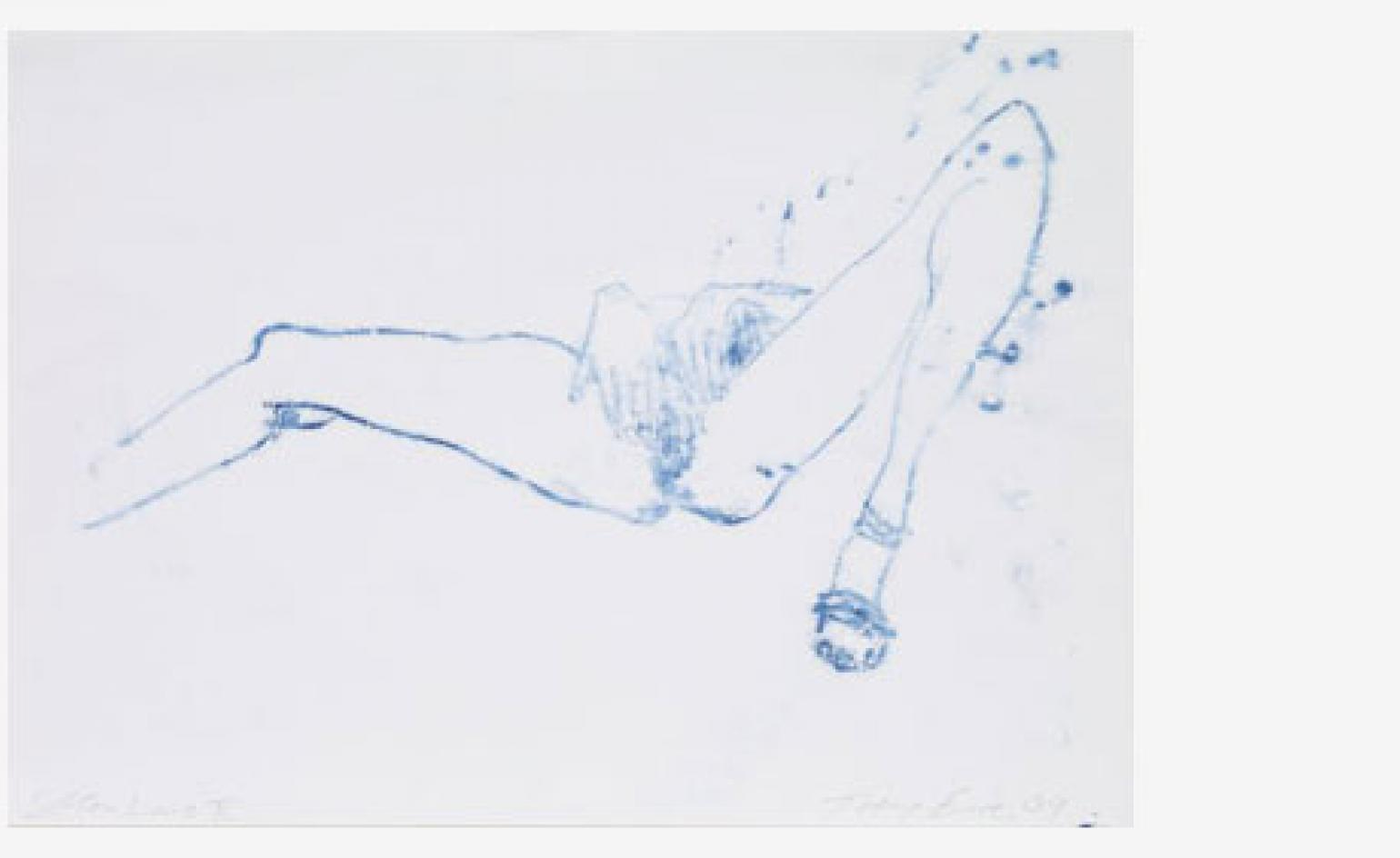 Has Tracey Emin Gone Soft