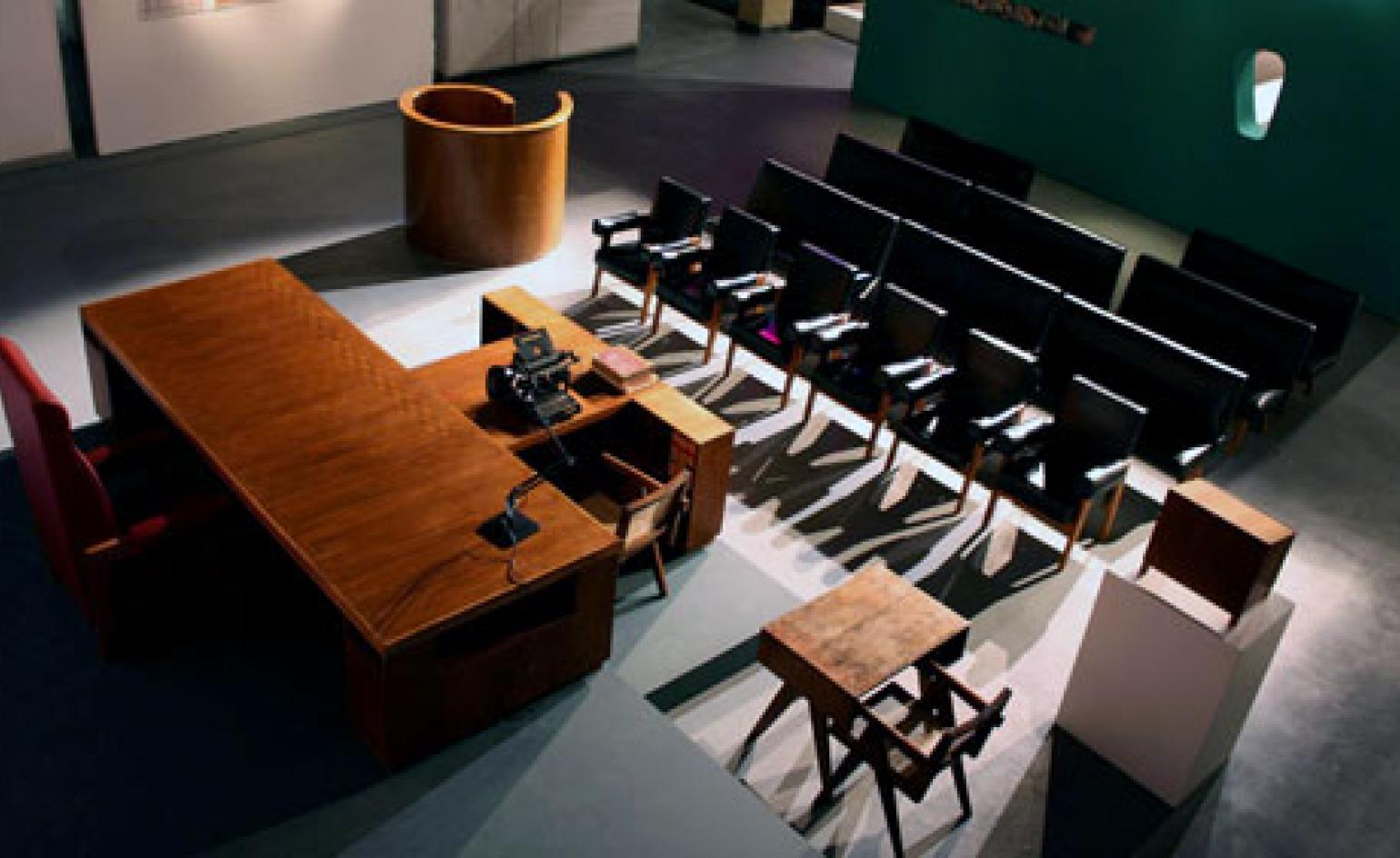 Le Corbusier S Furniture From Chandigarh