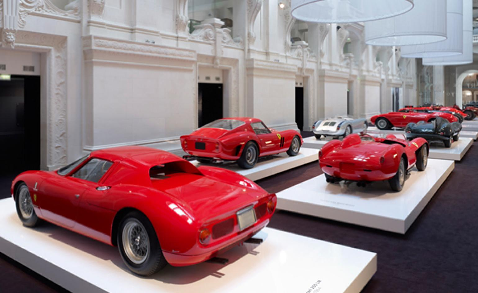 Ralph Laurens car collection on show in Paris | Lifestyle